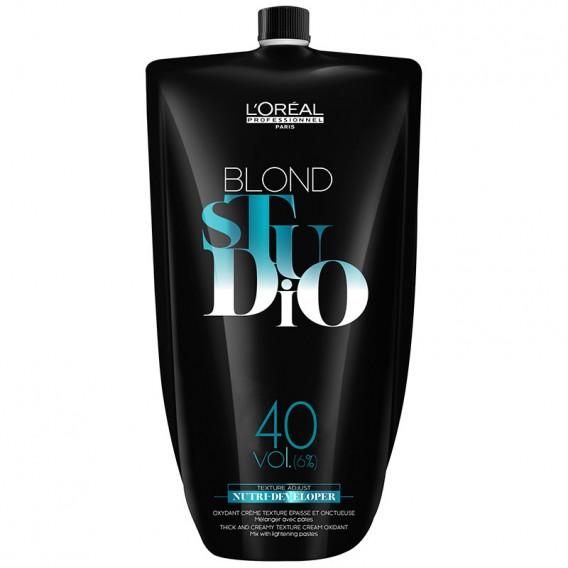 Loreal Blond Studio Nutri-Developer 40 Vol 1000ml