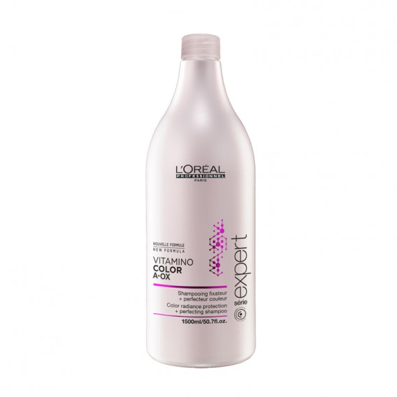 Loreal serie expert VITAMINO COLOR A.OX Shampoo 1500ml
