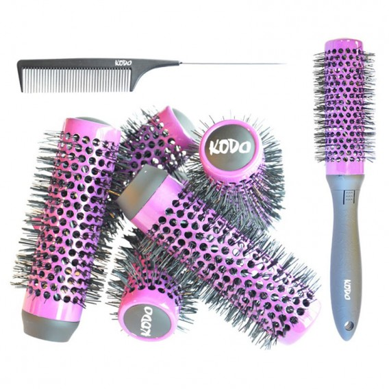 KODO Lock and Roll Detachable Brush Set
