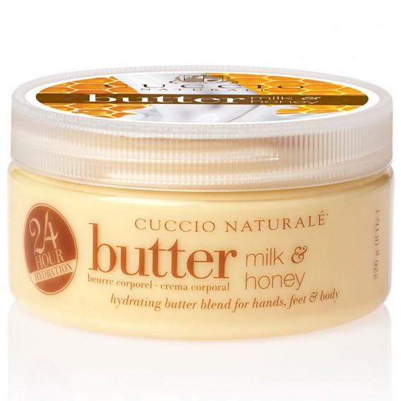 Cuccio Naturale Milk & Honey Butter Blend 240g (8oz)