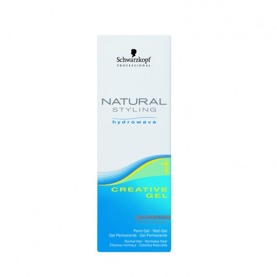 Schwarzkopf Natural Styling Creative Gel Lotion 1 Normal Hair 50ml
