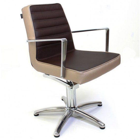 REM Inspire Hydraulic Styling Chair with Fabric Options