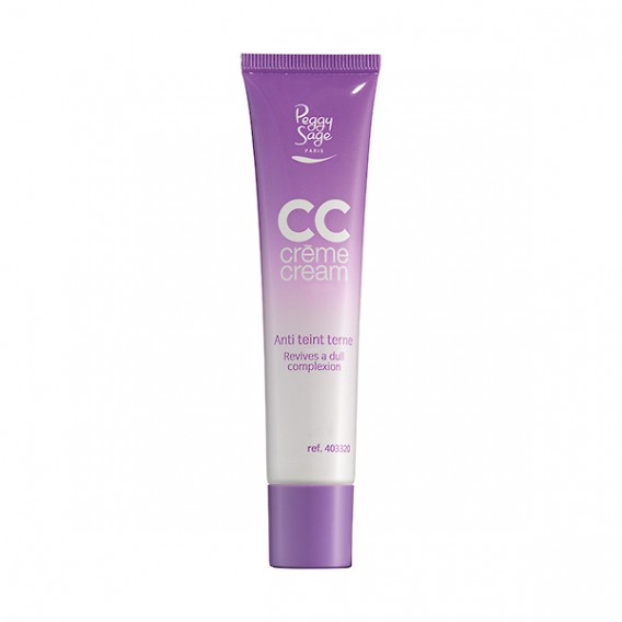 Peggy Sage CC Cream Revives a Dull Complexion 40ml