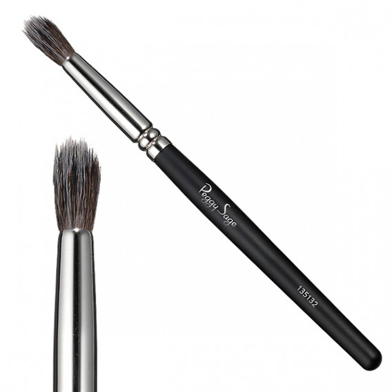 Peggy Sage Dark Circle Concealer Brush Goat Hair & Nylon 6mm
