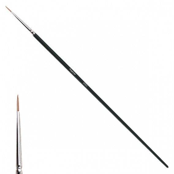 Peggy Sage Eyeliner Brush Sable Hair 1mm