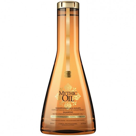 L'Oreal Professionnel Mythic Oil Shampoo Fine Hair 250ml