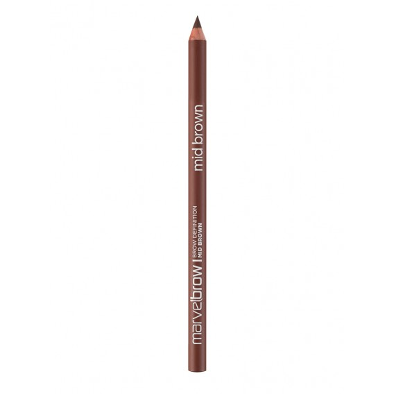 Marvelbrow Brow Pencil Mid Brown
