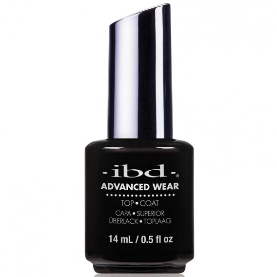 ibd Advanced Wear Polish Top Coat 14ml