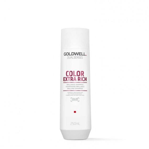 goldwell dualsenses color extra rich shampoo 250ml. Black Bedroom Furniture Sets. Home Design Ideas