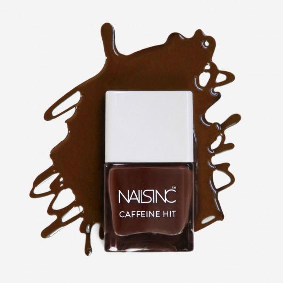 Nails Inc Caffeine Hit Nail Polish