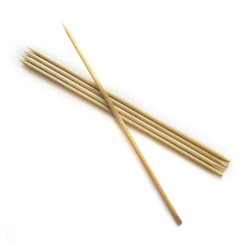 how to use orange wood stick