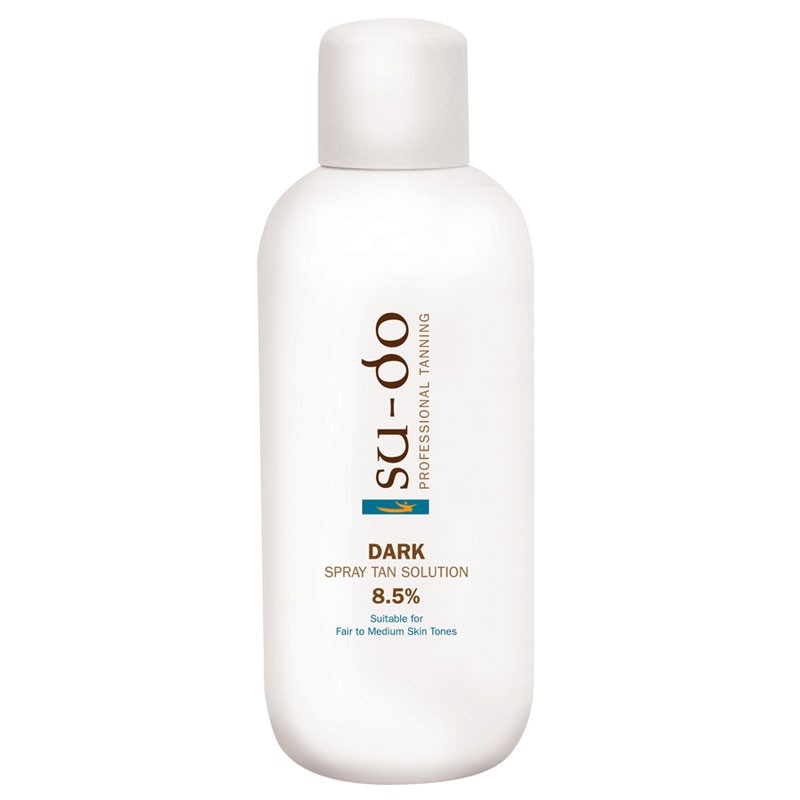 Su Do Dark 8 5 Original Spray Tanning Solution 1 Litre
