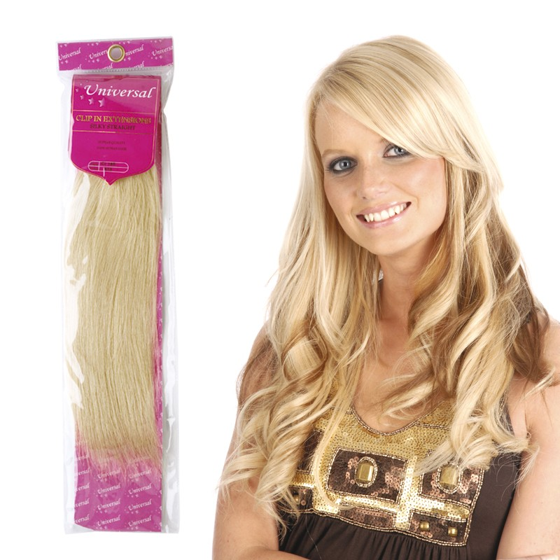 Babyliss 18 Inch Light Blonde Hair Extensions Best Image Of Blonde