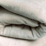 Ultrasoft Microfibre Fleece Blanket Sandstone