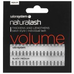 Salon System Individual Lashes Flare Black Med Mix and Match