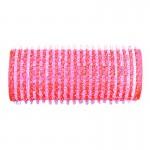 Sibel Velcro Rollers Pink 24mm x 12