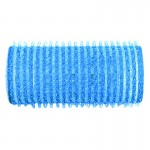 Sibel Velcro Rollers Light Blue 28mm x 12