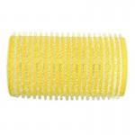 Sibel Velcro Rollers Yellow 32mm x 12