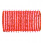 Sibel Velcro Rollers Red 36mm x 12