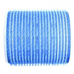 Sibel Jumbo Velcro Rollers Light Blue 56mm x 6