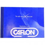 Caflon Registration Book