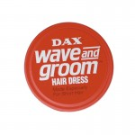 Dax Wax Red Wave + Groom 99g Tin