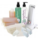 Options by Hive Hand Held 80g Roller Depilatory Starter Pack