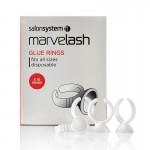 Marvelash Glue Rings x 10