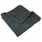 Luxury Egyptian Black Bath Towel 70 x 130cm