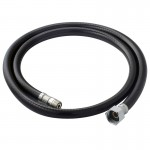 Black Hose 1.2m (Male & Female)