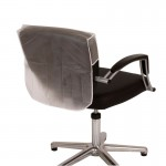 Lotus Chair Back Cover Clear - 51cm
