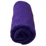 Luxury Egyptian Purple Hand Towel 50 x 90cm