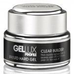 Profile Gellux UV/LED Hard Gel Clear Builder 15ml