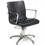 REM Ariel Hydraulic Chair Black