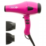Electric Head Jog Nano Ceramic 6000 Pink Hairdryer