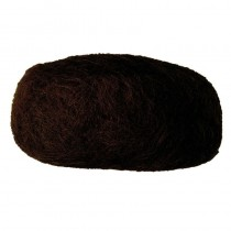 Patrick Cameron Synthetic Hair Padding Dark Brown