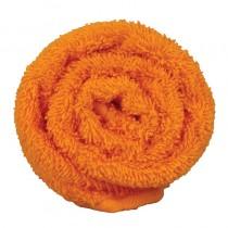 Lotus Pop Shots Hair Towels Sunshine Orange x 12