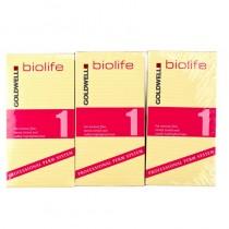 Goldwell Biolife X Resistant/Coarse Application x 3
