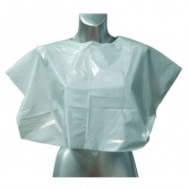 Disposable Shoulder Cape Grey x 100