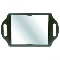 Bond Street Back Mirror Black