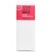Just Wax Paper Waxing Strips x 100