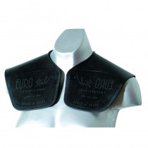 Rubber Cutting Collar Black