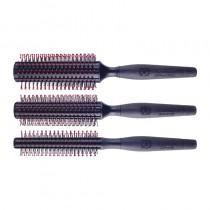Cricket Radial Brush Set of 3