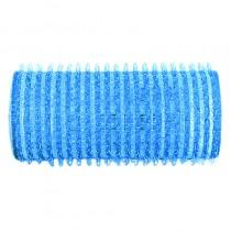 Sibel Velcro Rollers Light Blue 28mm x 12