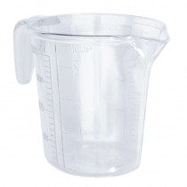 Sibel Plastic Measuring Jug 200ml