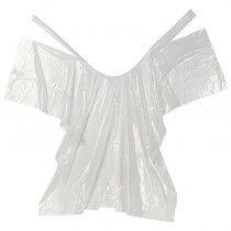 Sibel Disposable Stylist/Therapist Capes x 30 White