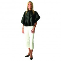 Lotus Tinting/Shampoo Shoulder Cape Black