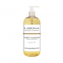 L'aroma Sweet Almond Carrier Oil 500ml