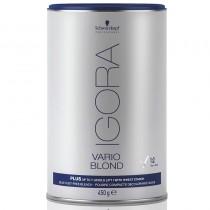 Schwarzkopf Igora Vario Blond Dust Free Bleach Blue 450g