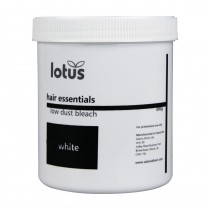 Lotus Low Dust (White) Bleach 400g